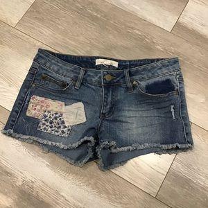 2.1Denim Jean shorts